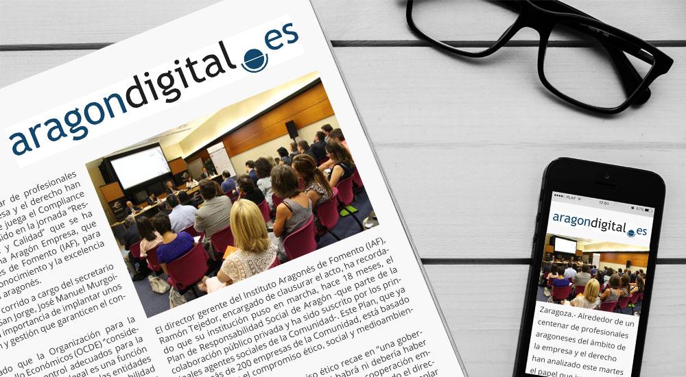 Jornada Responsabilidad social, Compliance y Calidad